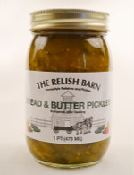 The Relish Barn's Homemade Bread and Butter Pickles | Das Jam Haus in Tennessee