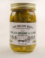 Pickled Beans & Corn