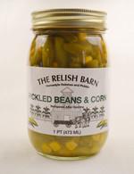 Pickled Beans & Corn