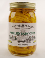 The Relish Barn's Homemade Pickled Baby Corn | Das Jam Haus in Tennessee