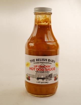 Yoder's Lip Smacking Hot Dog Hot Sauce   Das Jam Haus in Tennesee