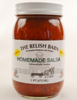 Homemade Medium Salsa - The Relish Barn | Das Jam Haus in Tennesee