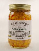 The Relish Barn's Homemade Corn Relish | Das Jam Haus in Tennessee