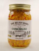 The Relish Barn's Homemade Corn Relish | Das Jam Haus in Tennessee