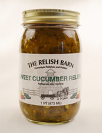 The Relish Barn's Sweet Cucumber Relish | Das Jam Haus in Limestone, Tennessee