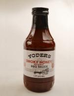 Yoder's Smokey Honey Homemade BBQ Sauce | Das Jam Haus in Tennesee
