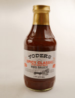 Yoder's Spicy Classic Homemade BBQ Sauce | Das Jam Haus in Limestone, Tennesee