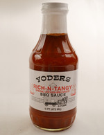 Yoder's Rich & Tangy BBQ Sauce   Das Jam Haus in Limestone, Tennesee