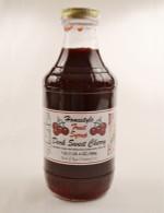 Homemade Dark Sweet Cherry Syrup | Das Jam Haus in Tennesse