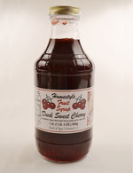 Homemade Dark Sweet Cherry Syrup   Das Jam Haus in Tennesse