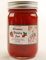 Homemade Sugarless Christmas Holiday Fruit Jam | Das Jam Haus in Limestone, Tennessee