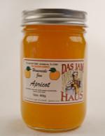 Homemade No Sugar Added  Apricot Jam | Das Jam Haus in Limestone, Tennessee