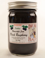 Homemade Sugarless Black Raspberry Seedless Jam | Das Jam Haus in Limestone, Tennessee