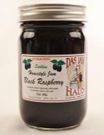 Homemade No Sugar Added Black Raspberry Seedless Jam | Das Jam Haus in Limestone, Tennessee