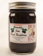 Homemade Sugarless Black Raspberry Jam | Das Jam Haus in Limestone, TN