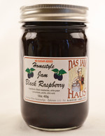 Homemade Sugarless Black Raspberry Jam | Das Jam Haus in Limestone, TN