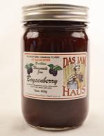Homemade Sugarless Boysenberry Fruit Jam | Das Jam Haus in Limestone, Tennessee
