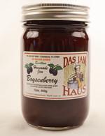 Homemade Sugarless Boysenberry Seedless Fruit Jam | Das Jam Haus in Tennessee