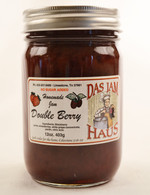 Homemade Sugarless Double Berry Fruit Jam | Das Jam Haus in Limestone