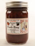Homemade No Sugar Added Double Berry Fruit Jam | Das Jam Haus in Limestone