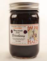Homemade Sugarless Elderberry Jam | Das Jam Haus in Limestone, Tennessee