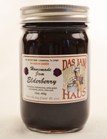 Homemade Sugarless Elderberry Jam | Das Jam Haus in Limestone, Tennessee