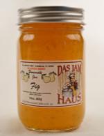 Homemade Sugarless Fig Jam | Das Jam Haus in Limestone, Tennessee