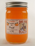 Homemade Sugarless Peach Fruit Jam | Das Jam Haus in Limestone, TN