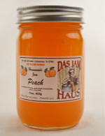 Homemade No Sugar Added Peach Fruit Jam | Das Jam Haus in Limestone, TN
