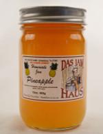 Homemade No Sugar Added Pineapple Fruit Jam  | Das Jam Haus in Limestone, TN