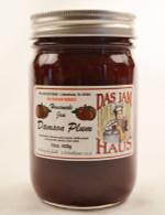 Homemade No Sugar Added Plum Fruit Jam  | Das Jam Haus in Limestone, TN