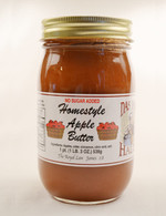 Sugarless Homestyle Apple Butter | Das Jam Haus in Limestone, Tennessee