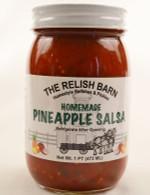Homemade Pineapple Salsa - The Relish Barn