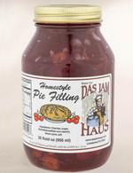 Homemade Cherry Pie Filling | Das Jam Haus in Tennessee