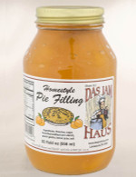 Homemade Peach Pie Filling | Das Jam Haus in Tennessee