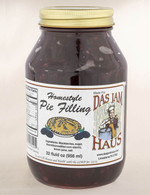 Homemade Blackberry Pie Filling Manufacturer | Das Jam Haus in Tennessee