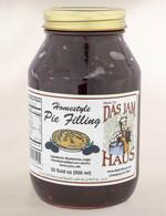 Homemade Blackberry Pie Filling Manufacturer | Das Jam Haus in Tennessee