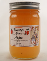Homestyle Sugarless Apple Jam | Das Jam Haus in Limestone, Tennessee