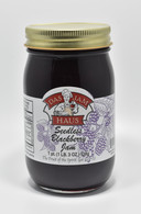 Homestyle Blackberry Seedless Jam | Das Jam Haus in Limestone, Tennessee