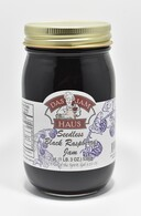 Homestyle Black Raspberry Seedless Jam | Das Jam Haus in Limestone, Tennessee