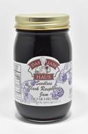 Homestyle Black Raspberry Seedless Jam | Das Jam Haus in Limestone, Tennessee