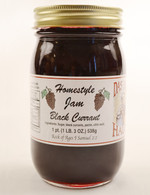 Homestyle Black Current Fruit Jam | Das Jam Haus in Limestone, Tennessee