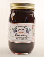Homemade Boysenberry Seedless Fruit Jam | Das Jam Haus in Limestone, Tennessee