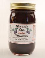 Homemade Boysenberry Seedless Fruit Jam | Das Jam Haus in Limestone, Tennessee