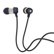 Fischer Audio Dubliz Gunmetal blue in-ear earphone