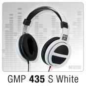 GMP 435 S - White Edition