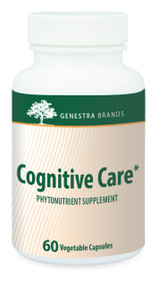 Cognitive Care* - 60 Capsules By Genestra Brands