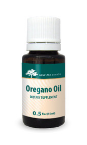 Oregano Oil - 0.5 fl oz By Genestra Brands