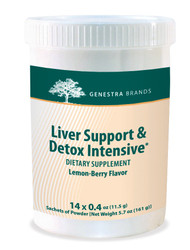 Liver Support & Detox Intensive* -  By Genestra Brands
