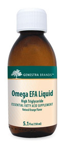 Omega EFA Liquid - 5.1 fl oz By Genestra Brands